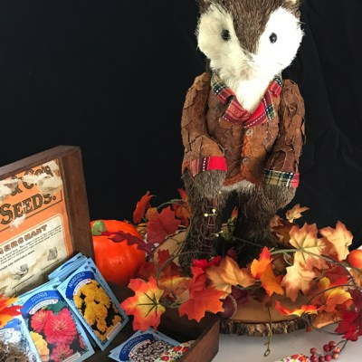 How To Add A Little Fall/Autumn To Your Decor Without Going Overboard!