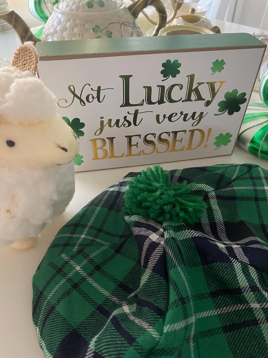 Quiet St. Patrick's Day