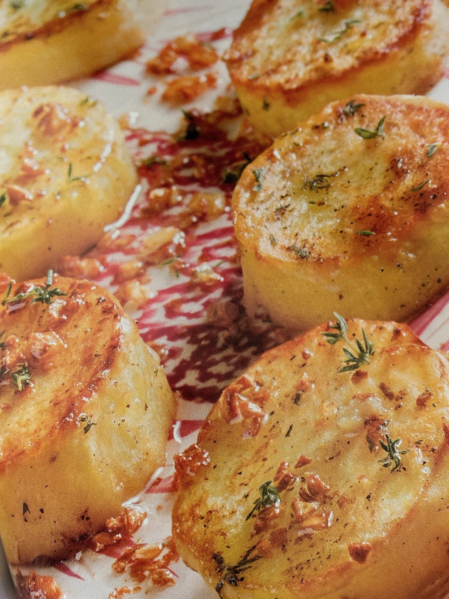 lobster & Potatoes