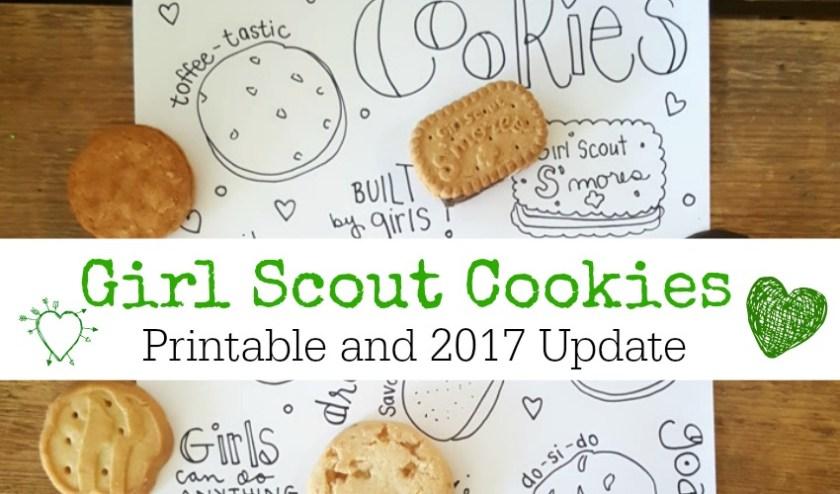 girl scout cookie sales   laura kelly's inklings