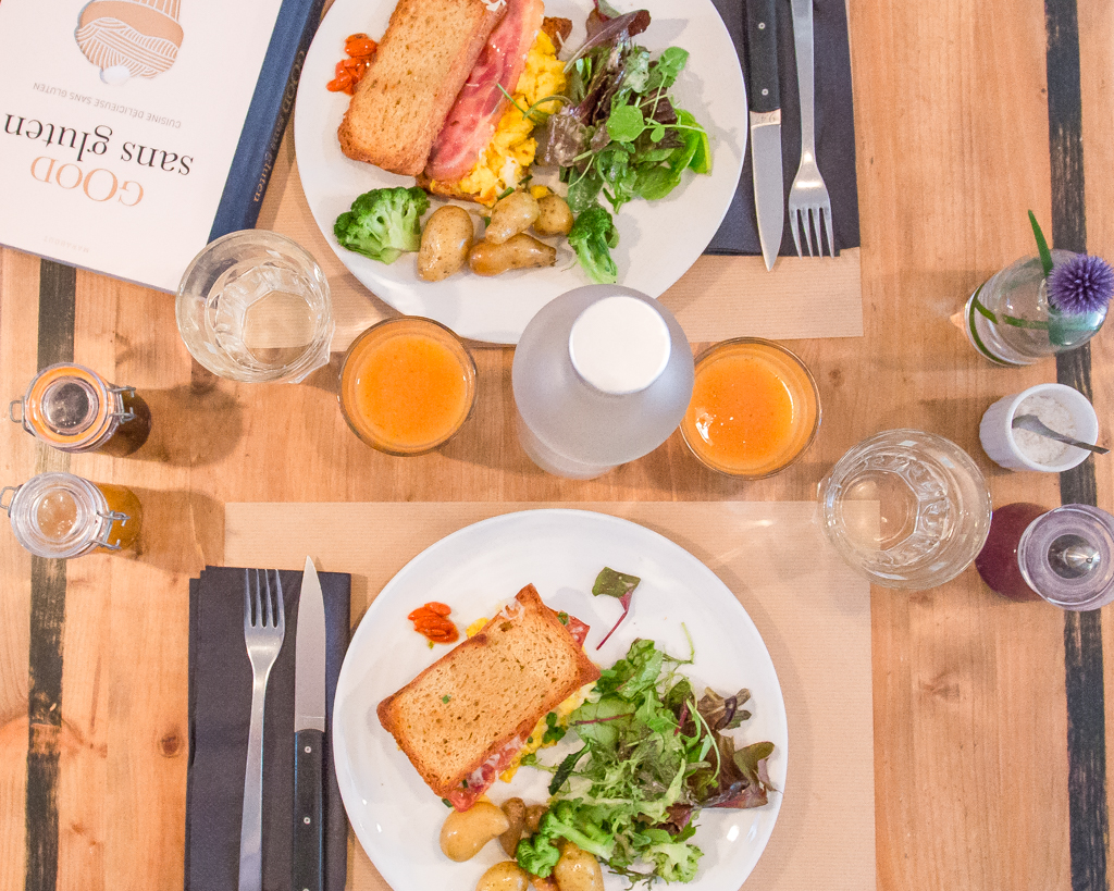 how to eat healthy in Paris Noglu
