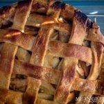 Caramel Apple Pie Recipe - Mean Green Chef