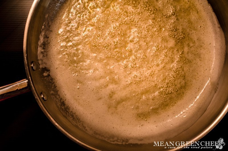 Perfect Brown Butter Recipe - Mean Green Chef