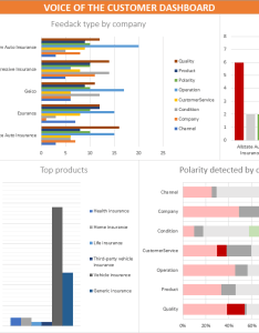 Dashboard also voice of the customer in excel creating  meaningcloud rh
