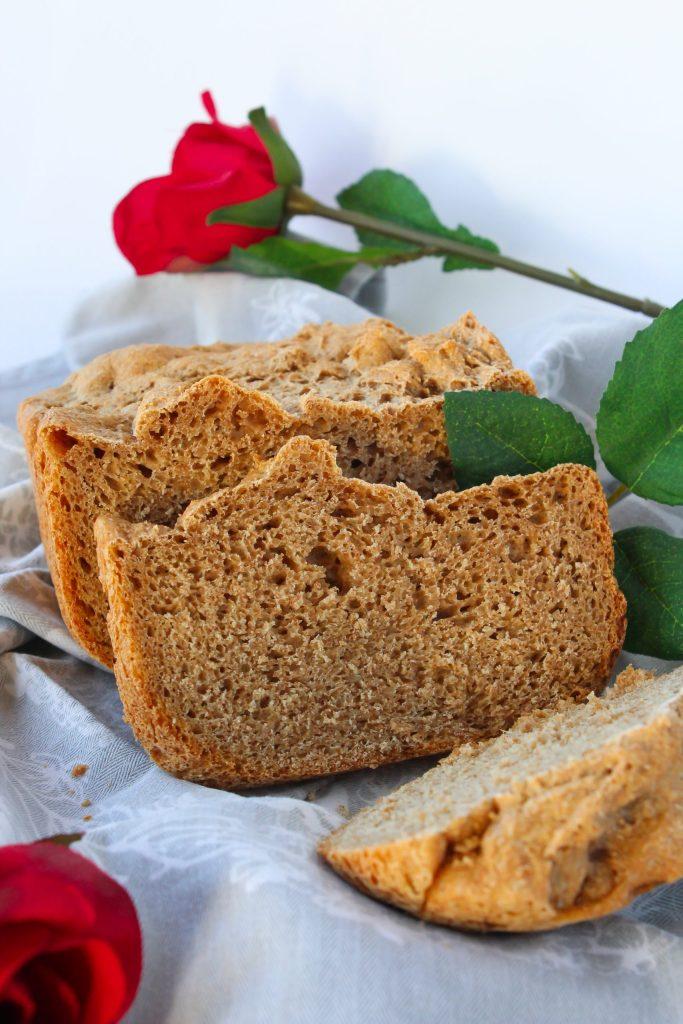 Pão de espelta integral