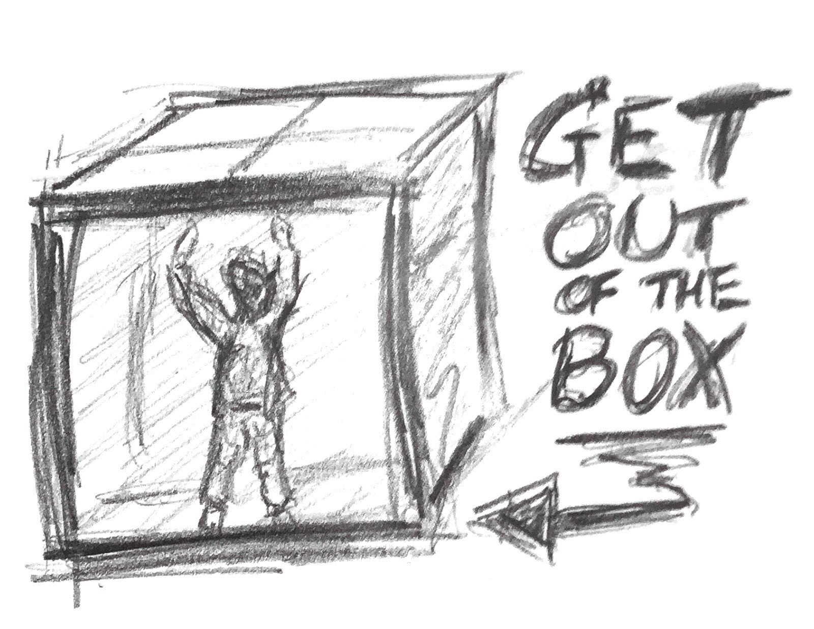 Get Out Of The Box