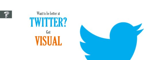 Want to be better at Twitter? Get visual.