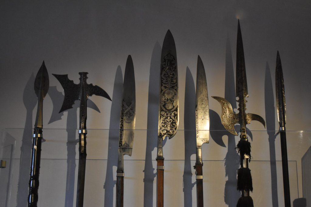 medieval lances