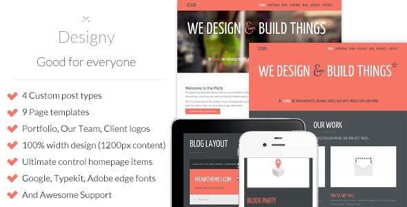Designy Theme