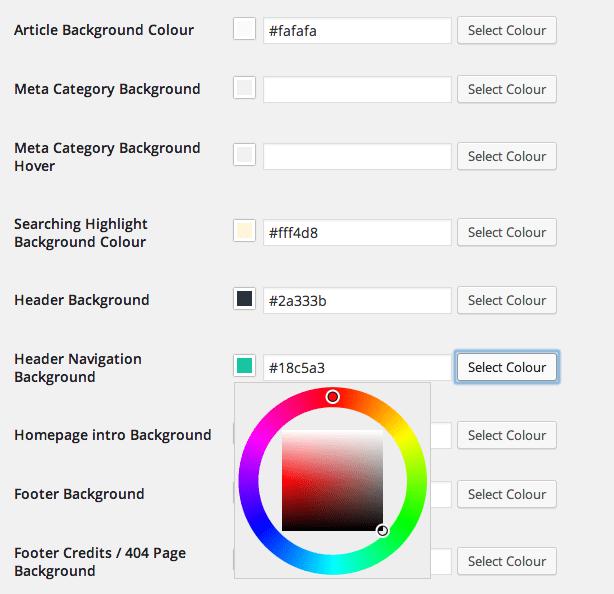 Pushy Colors