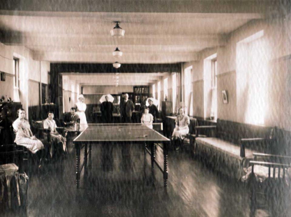 Westwood Hospital  Bradford
