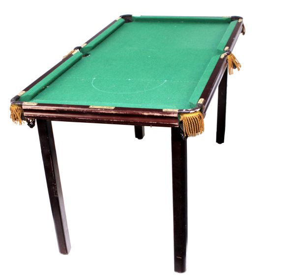 Minnesota Fats Mini Pool Table