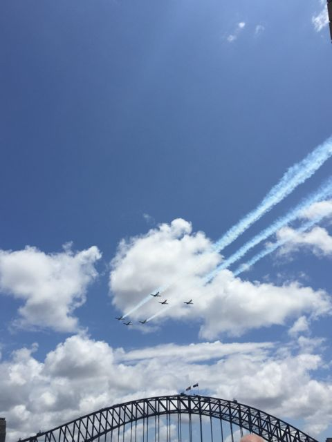 Russian Roulettes in Sydney