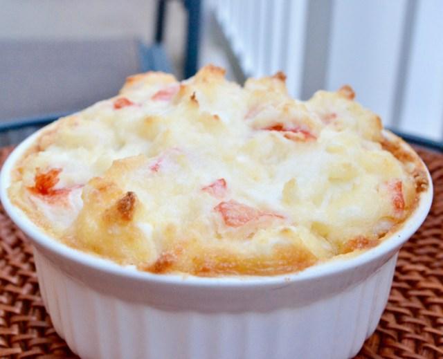Crab Parmesan Dip