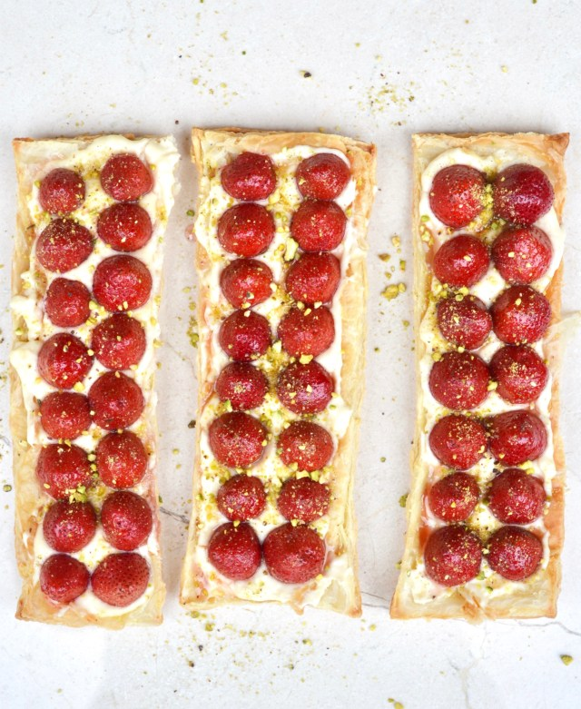 Strawberry Eshta Cream Tart_2