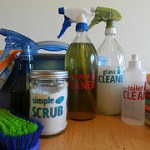 How to Efficiently Clean Your Home {In About 3 Hours or Less}