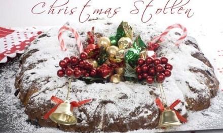 Daring Baker Challenge -Christmas Stollen