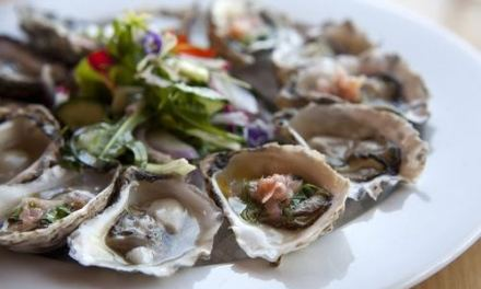 Alfresco Friday – Japanese Oysters