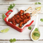 Mexican Chicken Skewers Food Gawker