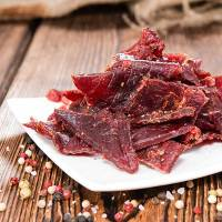 BBQ Style Beef Jerky Recipe - How to use a Food Dehydrator to make the BEST