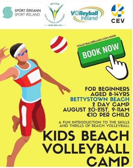 Beach Volleyball Bettystown