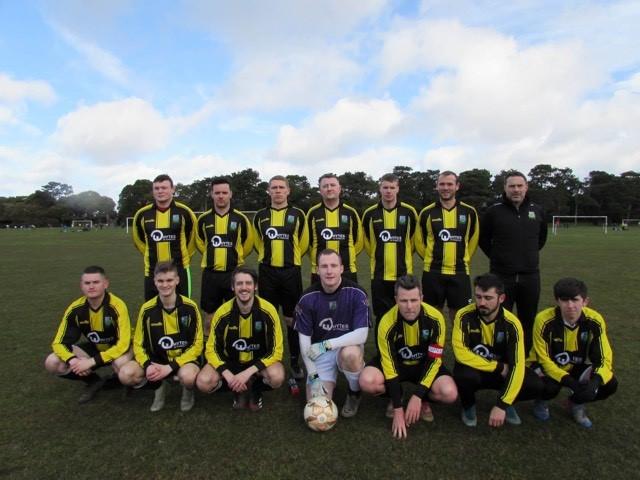 Stamullen FC Mens team