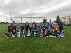 St Colmcilles CLG little Ladies
