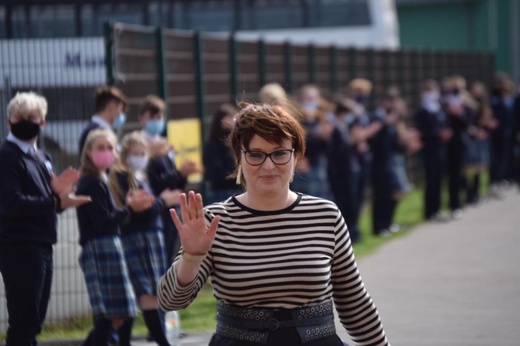 Principal Anne Marie McCarrick