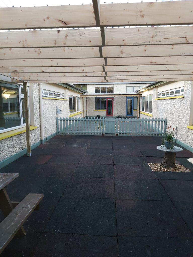 SSN Outdoor Classroom