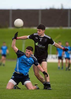 St Colmcilles Premier Champions Team in action 2