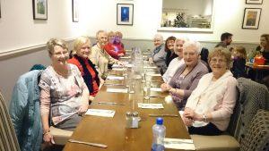 East Meath Active Retirement Association tea