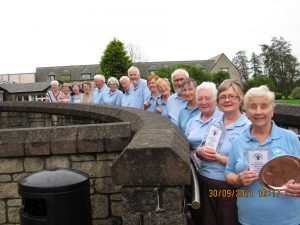 East Meath Active Retirement Association bowling group