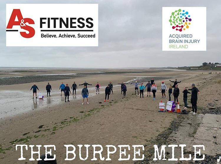 Burpee Mile
