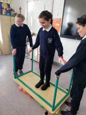 Science Week at Donacarney Girls school