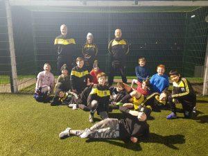Stamullen FC John's U12s
