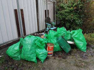 Bettystown Tidy Towns collection