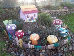 Stamullen fairy mushrooms