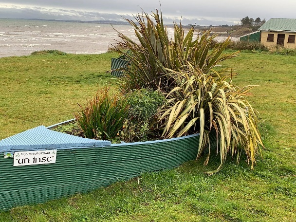 Laytown plant boat