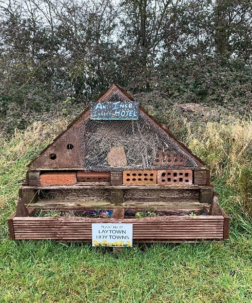 Laytown Insect hotel