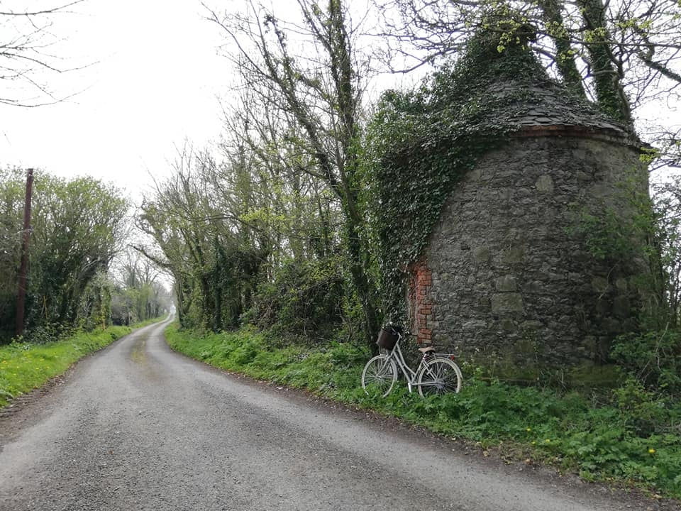 Pigeon House Lane by Mog Downey