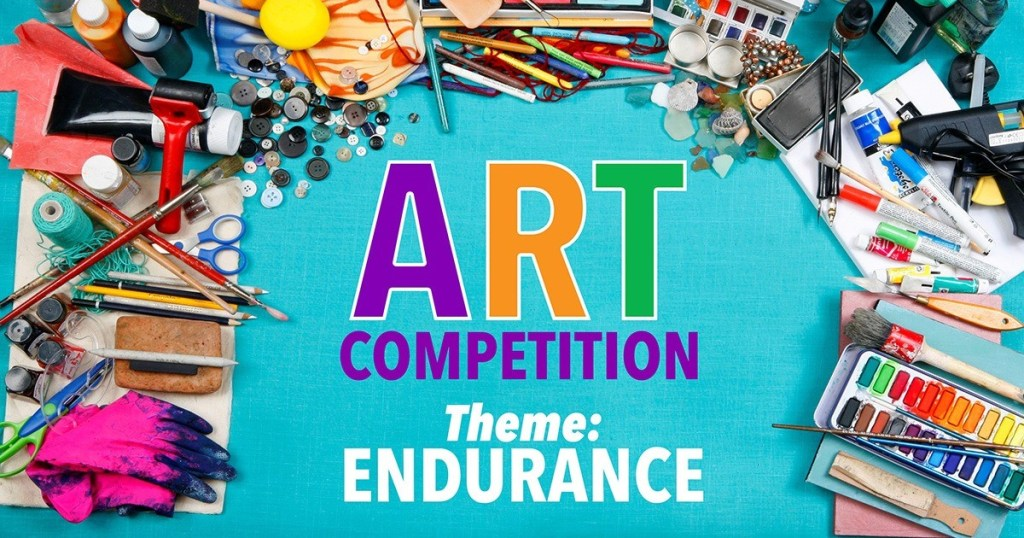 Art competition poster