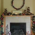 Our New Christmas Mantel Meatloaf And Melodrama