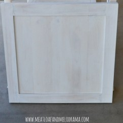 Kitchen Cabinet Door Small Buffet How We Built Our Doors Meatloaf And Melodrama Diy Primed With Kilz Water Based Primer