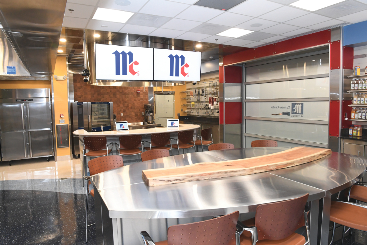RD kitchen reenvisioned at McCormick  Co  20190214