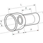 Meba Closed-End Wire Connectors CE Series