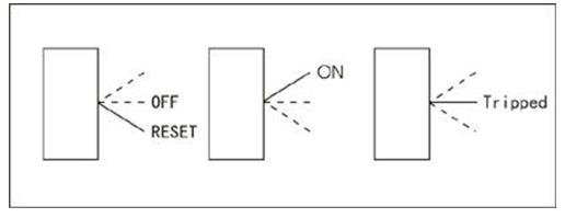 Meba Electromechanical Mould Case Circuit Breaker E125S