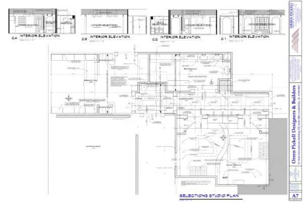 A7 Selections Studio Plan