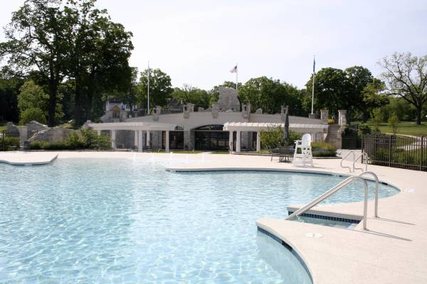 South Shore Club - Clubhouse Pool