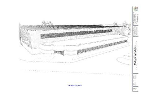 Sk-1 Perspective View