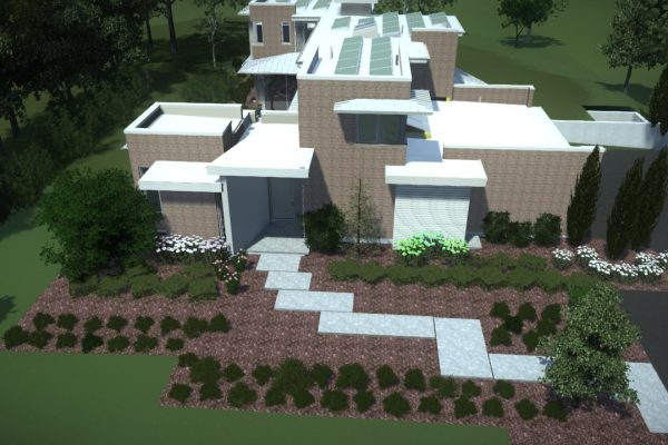 Burr Ridge Residence